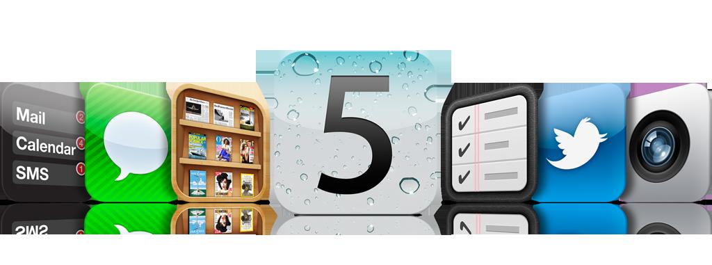 Disfruta de iOS 5, el sistema operativo móvil más avanzado