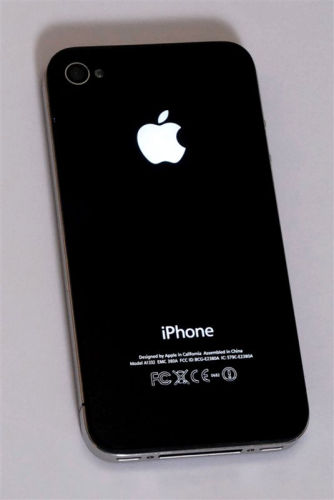 iphone 4 s negro