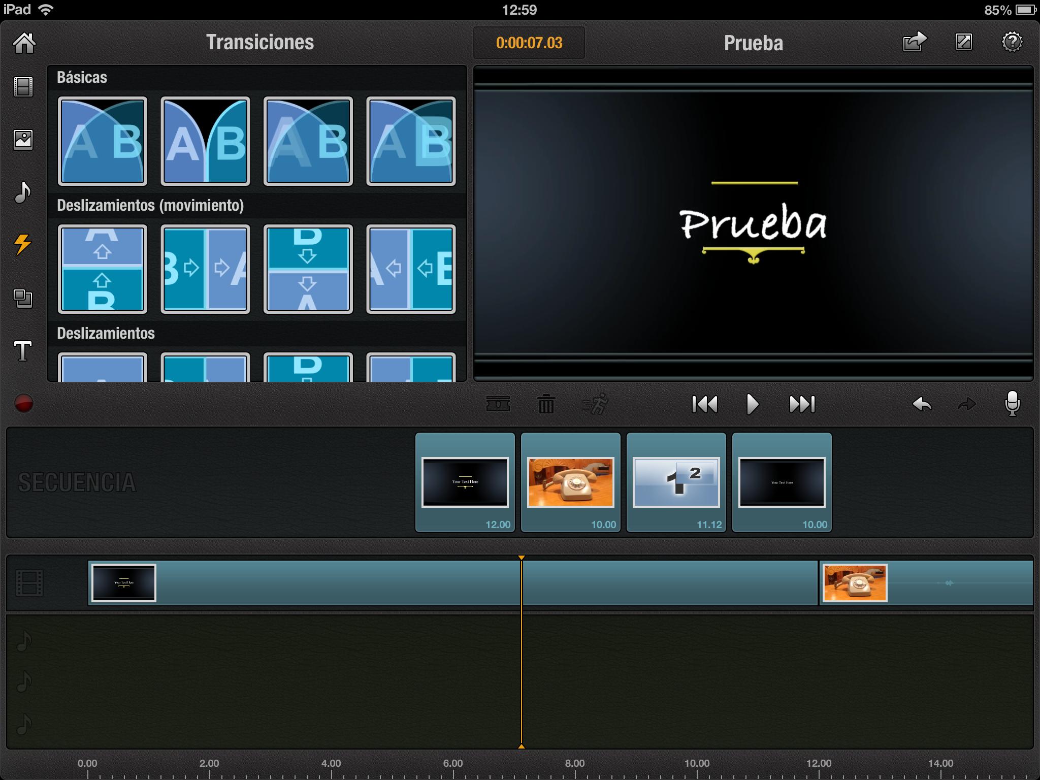 Edición de vídeo en el iPad | MacToday