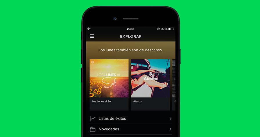 Spotify, la que te ha caído encima