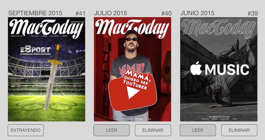Número 41 #mactoday41, disponible