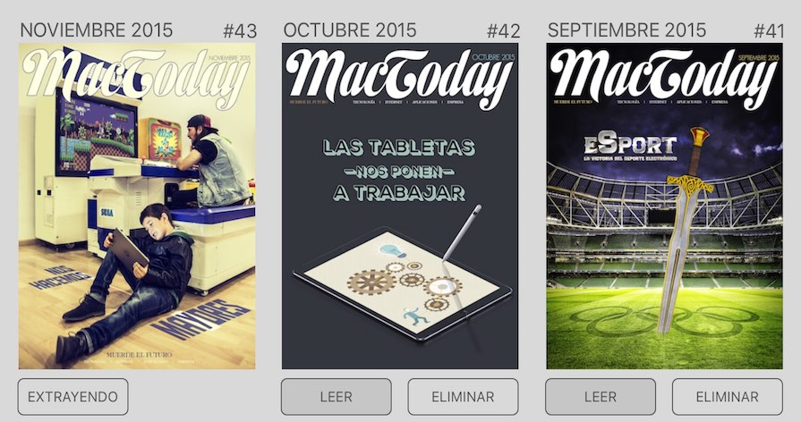 Número 43 #mactoday43, disponible